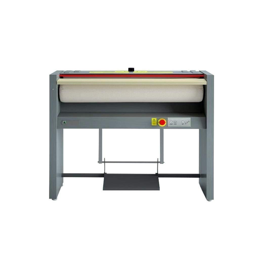 EOLO STIRATRICE A RULLO PROFESSIONALE MG04 4 kwatt 120 cm base con gambe EOLO Elettrodomestici