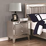 Coaster 204922-CO Master Bedroom Collections Nightstand