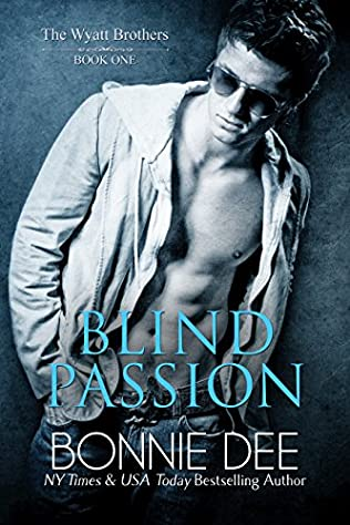 book cover of Blind Passion