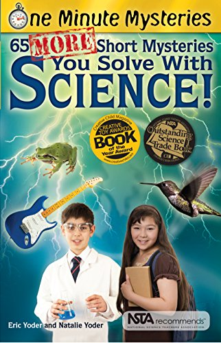 Price comparison product image One Minute Mysteries: 65 More Short Mysteries You Solve With Science