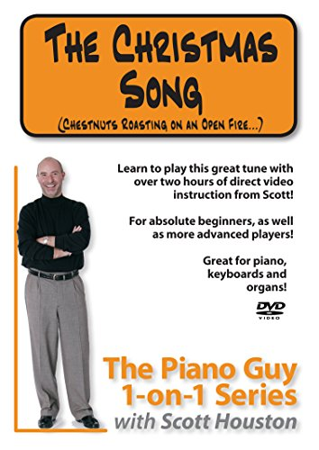 Piano Guy 1-on-1 Series: The Christmas Song (aka Chestnuts Roasting) (Guy The Christmas Song Family)