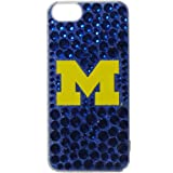 NCAA Michigan Wolverines iPhone 5/5S Dazzle Snap on Case