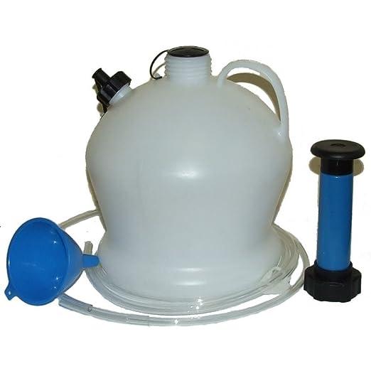 RocwooD Bomba extractora de líquido de Aceite de 4 litros ...