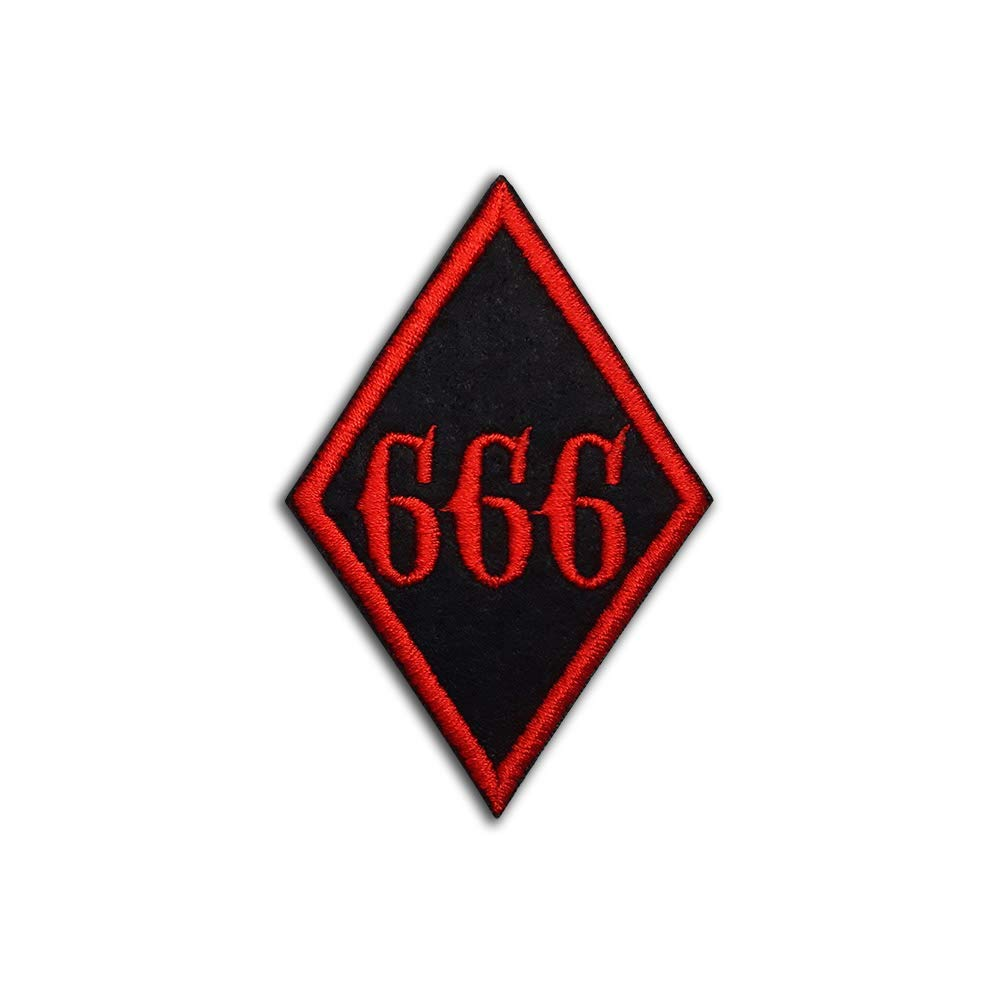 FBA clearance sale 666 Friends Family Forever Embroidered Patch Iron on//Sew on Size: 4,7 x 7,1 cm 1,8/″ x 2,8/″ #b020-2