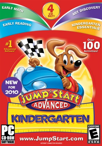 Jumpstart Advanced Kindergarten V3.0