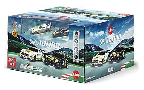 Amazon.com: Bonerundo (BorneLund) Axis (SIKU) SIKU RACING set SK6810: Toys & Games