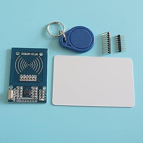 Mifare RC522 modulo de tarjeta de antena lector de RFID IC ...