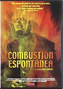 Combustion Espontanea [DVD]