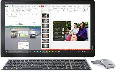 Lenovo Yoga Home 500 54,6 cm (53.34 cm FHD IPS) All-in-One ...