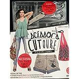 Scissor Cutoure Cut and Customize Fashion Kit