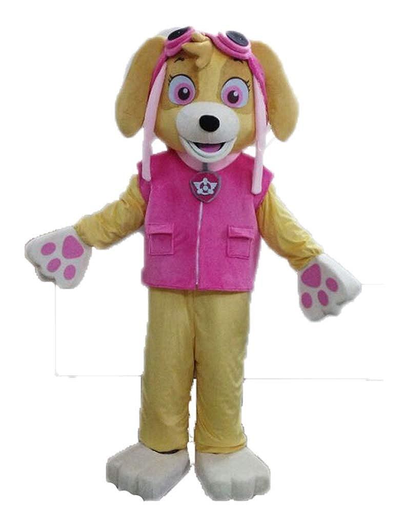 Amazon.com: Mejor disfraces de patrulla canina Skye disfraz ...