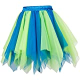 Search : Yinwes Corset Women's Tutu Skirt Adult Tulle Short Petticoat with Ruffles Gothic Vintage Dance Party Skirt
