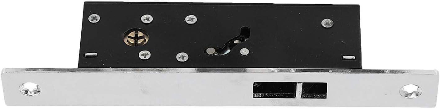 SNOWINSPRING Cerradura de Gancho para Puerta Corrediza de Aluminio, Cerradura Invisible, Puerta de Madera, Puerta de Vidrio con Marco de Fotos, Llave Cruzada, Duradera: Amazon.es: Bricolaje y herramientas