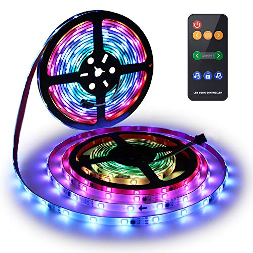 12 Volt Multi Color Led Rope Light in US - 9