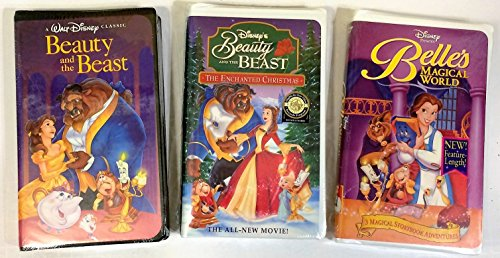 Beauty and the Beast (Special Edition Collection) VHS