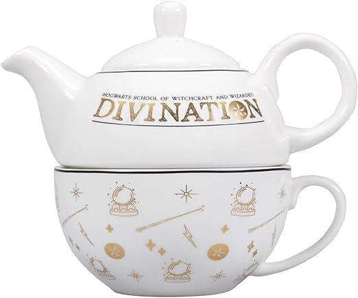 Amazon.com: Harry Potter Tea for One - Tetera y taza ...