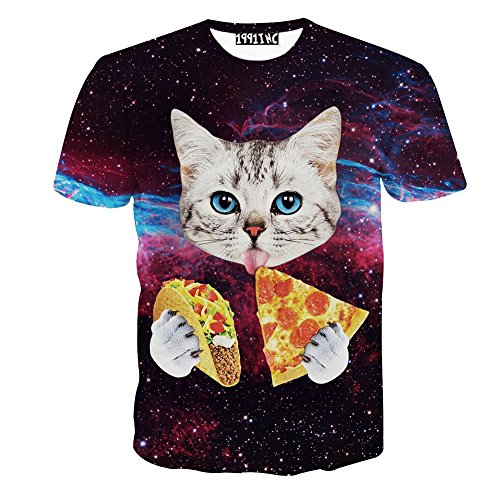 تی شرت های چاپی 3D چاپ پیراهن شیک پیراهن انفجار مد مردانه FaPlus