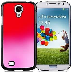 Melting Pink Blur Durable High Quality Samsung Galaxy S4 I9500 Case