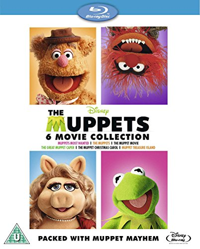 Muppet Treasure Island Double Feature
