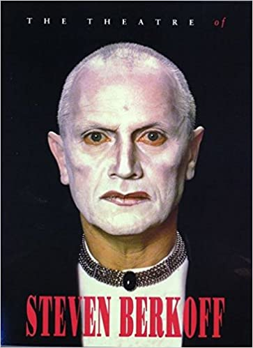 Book THEATRE OF STEVEN BERKOFF (Biography and Autobiography)