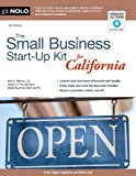 img - for The Small Business Start-Up Kit for California book / textbook / text book