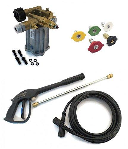 (Annovi Reververi 3000 psi Pressure Washer Pump & Spray KIT - Sears Craftsman RMV2.5G30D RMV2.3G30 by The ROP Shop)