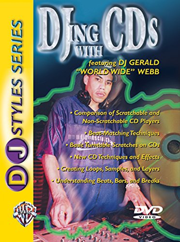 - DJ Styles Series: DJing With CD's