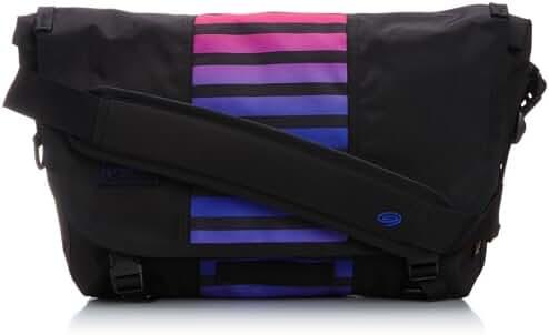 Timbuk2 Classic Messenger Bag 2014, Small, Cobalt Sunset Stripe