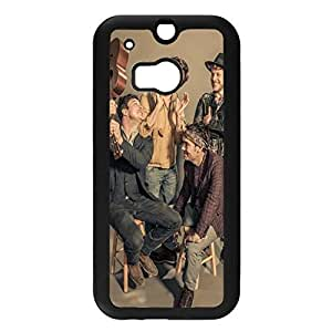 Htc One M8 Phone Cover Shell, Cool Shunshine Members Folk Rock Band Mumford And Sons Phone Case Cover for Htc One M8