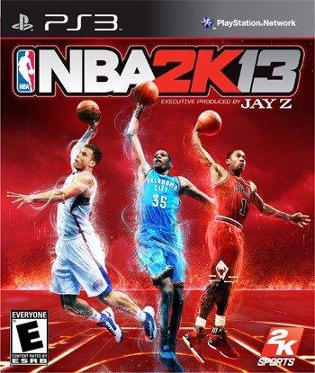 NBA Playstation Video Games (3 Games)