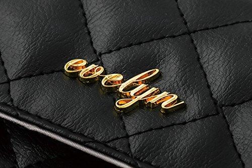 evelyn quilting shoulder bag book 画像 C