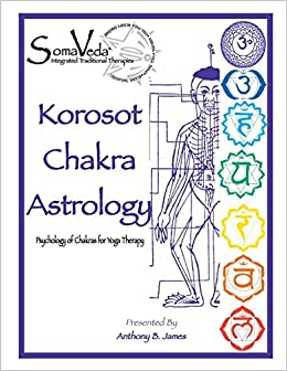 Korosot Chakra Astrology: Psychology of Chakras for Yoga ...