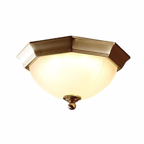 Cocina de estilo europeo, Balcon, lampara de techo, lampara ...