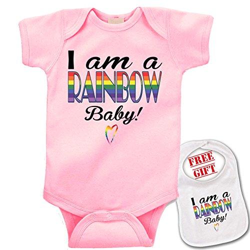 Rainbow unique bodysuit Igloo matching