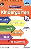Getting Ready for Kindergarden, Carson-Dellosa Publishing Staff, 0880129484