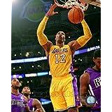 Dwight Howard Los Angeles Lakers 2012 NBA Action Photo #1 8x10