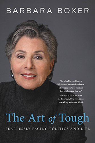 The Art of Tough: Fearlessly Facing Politics and Life cover