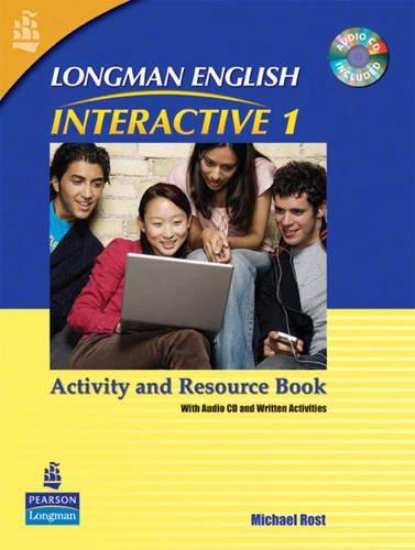 Longman English Interactive 1 Activity and Resource Book