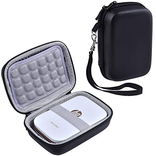 COMECASE Travel Hard Case for HP Sprocket Portable Photo Pri