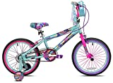 Colorful Girls 18 inch Avigo Little Miss Matched Smile Bike