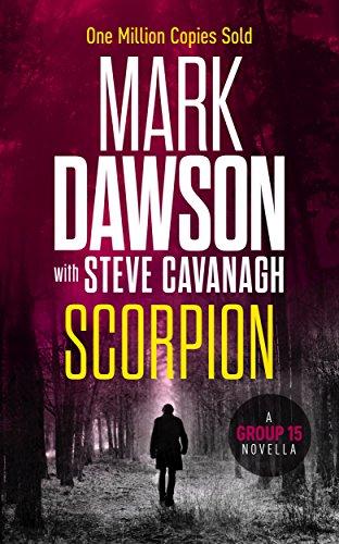 Scorpion: A Group Fifteen Novella (Group Fifteen Files Book 1) cover