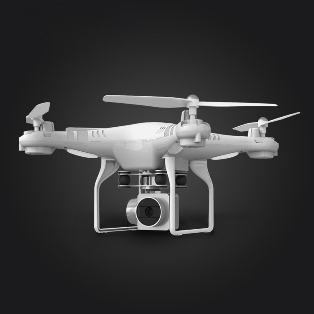ounice 2.4 G Altitude Hold、について8 – 10分、コントロール距離:約100 m-wide角度レンズHDカメラRCドローンWiFi FPVクアッドコプターLiveヘリコプター B0788KPTHDホワイト
