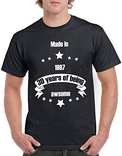 de frescas cumplea S de os dise hombre 30 os de ador camisas Hechas 5xl en Camisetas Tambi Impresionante a Sfxq7Hw