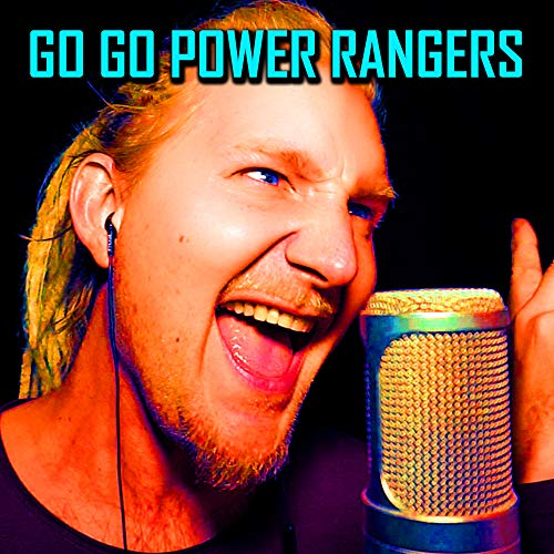 Go Go Power Rangers (Metal Cover) ()