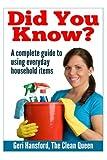 Did You Know?, Geri Hansford, 1490923608