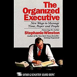 The Organized Executive Audiobook