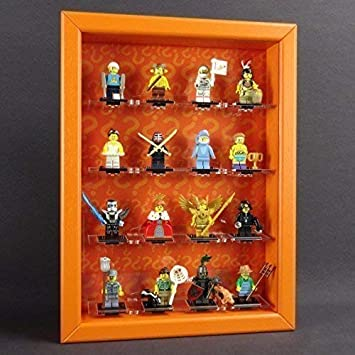 Figucase Caja Para Figuras Vitrina De Colección Para Lego Serie
