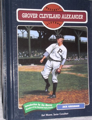 Grover Cleveland Alexander (Baseball Legends)