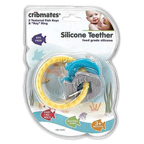 Cribmates Fish Teether