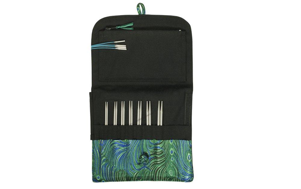 Hiya Hiya Steel Interchangeable Knitting Needles, Small Size Set, 5 Inch Tips by HiyaHiya BCAC34055
